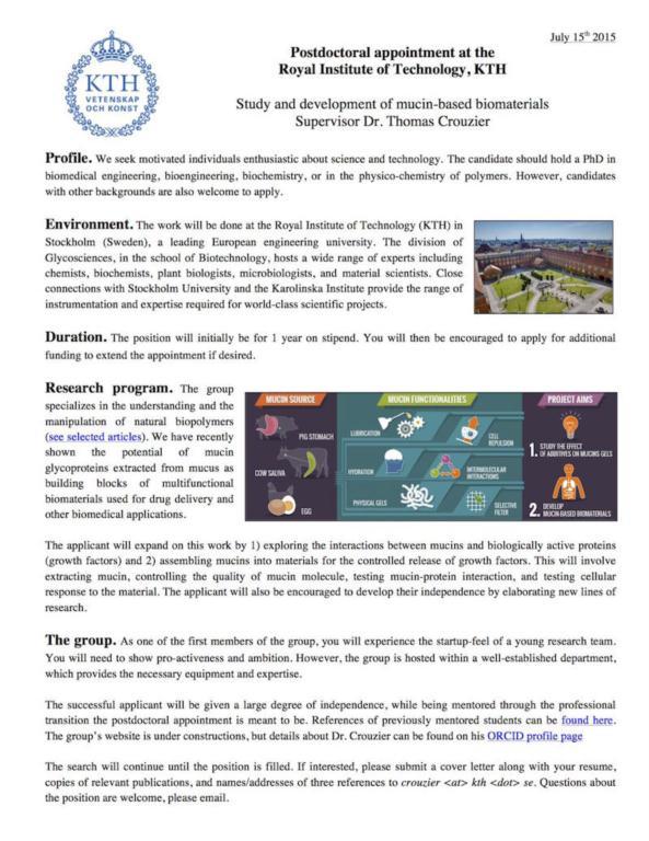 ESB European Society for Biomaterials